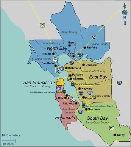 San Francisco Bay Area Investigators