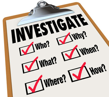 Background Checks & Screening Investigations